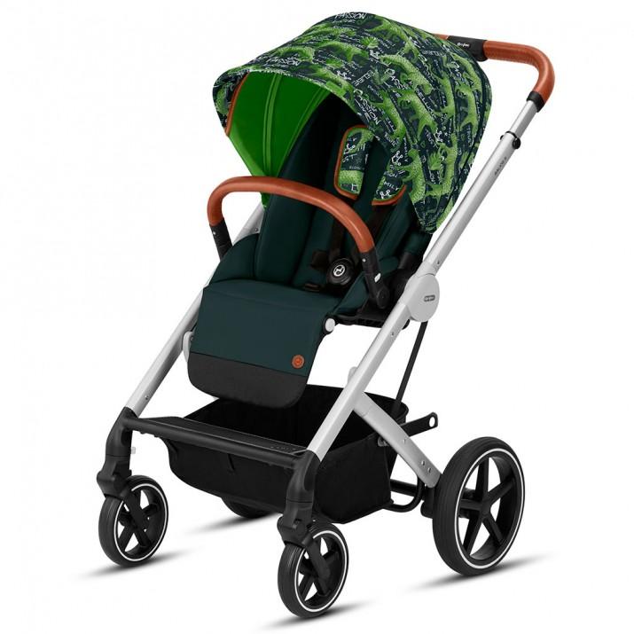 Cybex Balios S FE Respect Green