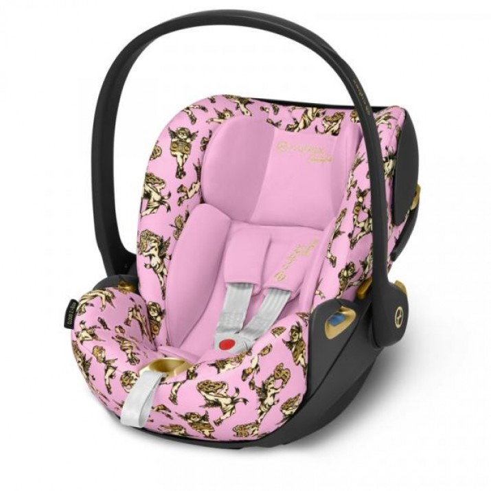 Cybex Cloud Z i-Size Jeremy Scott Cherubs