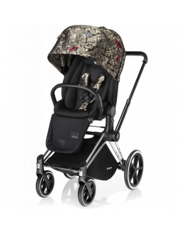 Cybex Priam Lux Butterfly прогулочная
