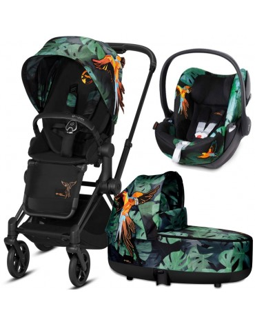Cybex Priam Birds of Paradise 3 в 1
