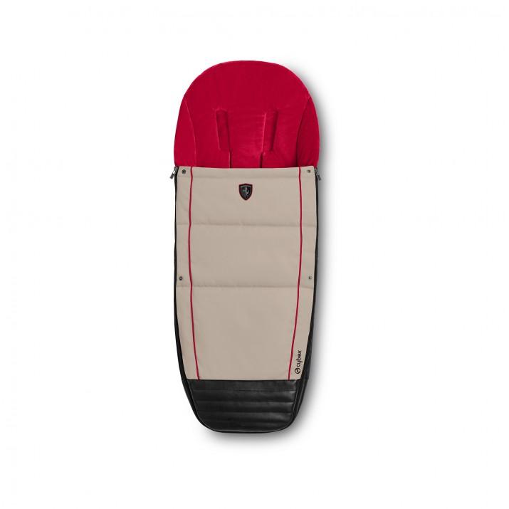 Накидка на ножки Scuderia Ferrari