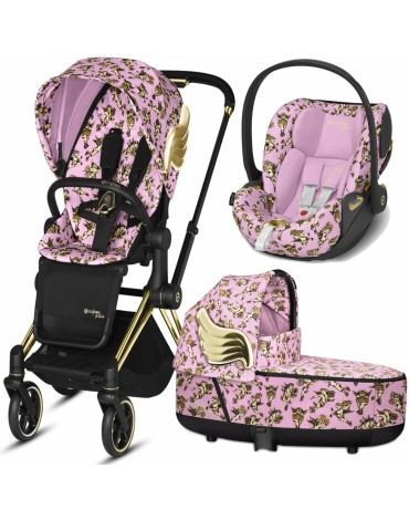 Cybex Priam 2019 Jeremy Scott 3 в 1
