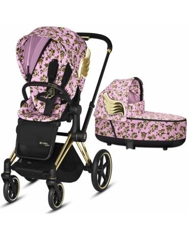 Cybex Priam 2019 Jeremy Scott 2 в 1