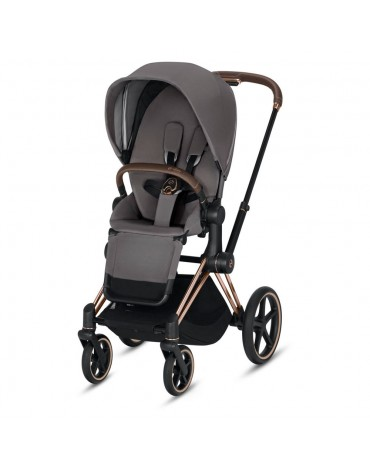 Cybex Priam III Rose gold прогулка