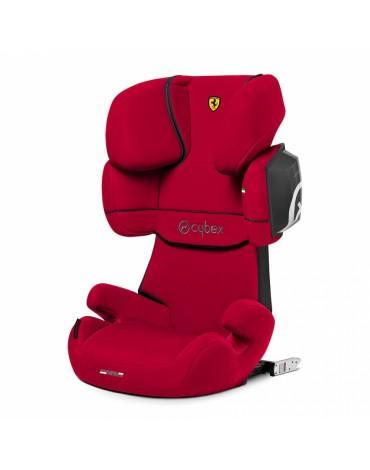 Cybex Solution X2-fix Ferrari