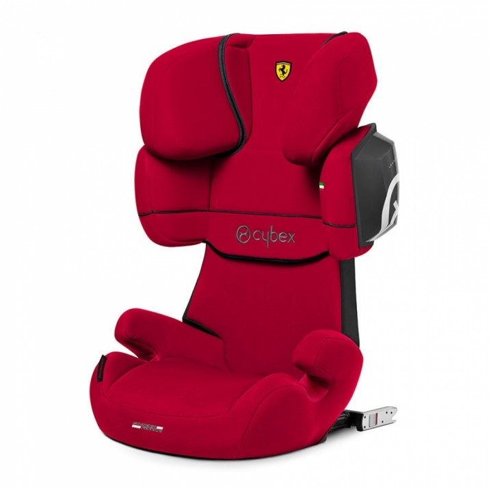 Cybex Solution X2-fix Ferrari